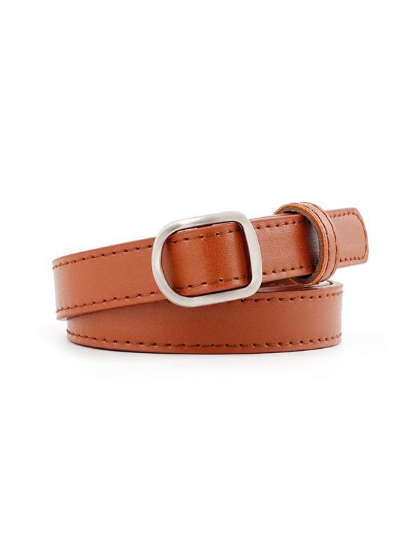 Brief Jeans Waist Buckle Belt