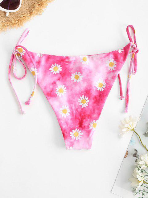 ZAFUL Bikini Set con Stampa Margherita a Taglio Alto di ZAFUL - Rosa chiaro S Mobile