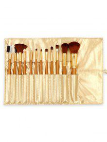 12 Pcs Multi function Makeup Brushes Set with Storage Bag