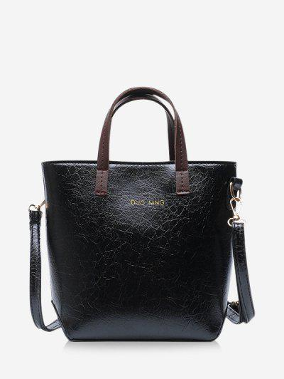 10 Things every woman should have in her closet- Black Bag
