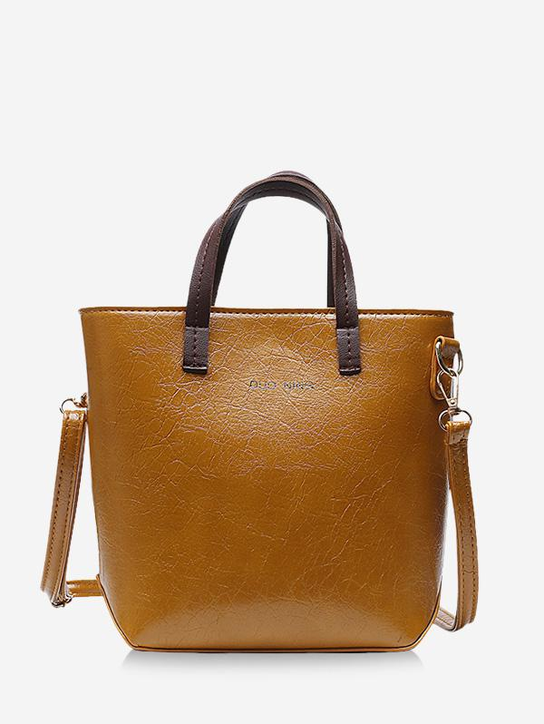 Retro Square Shoulder Bag
