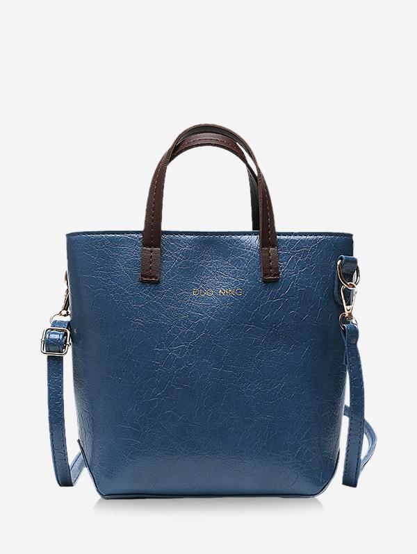 Retro Square Shoulder Bag