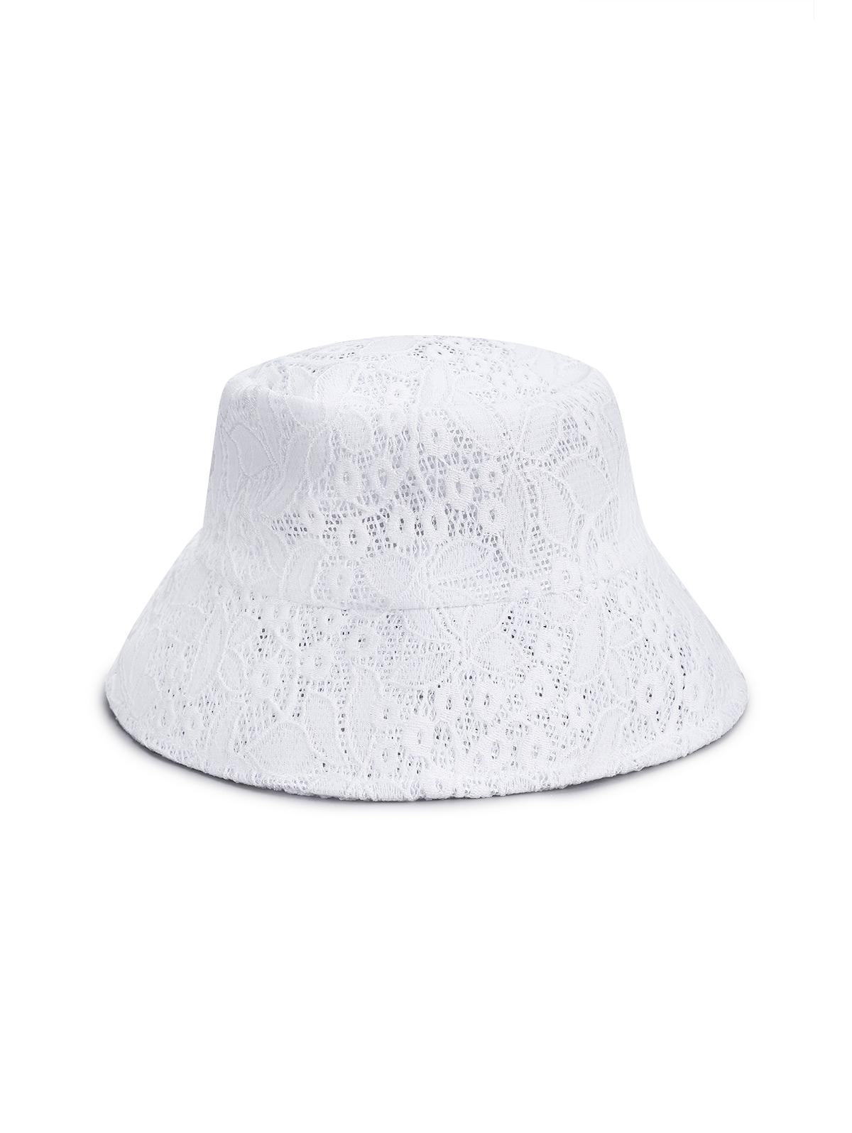 Floral Lace Bucket Hat