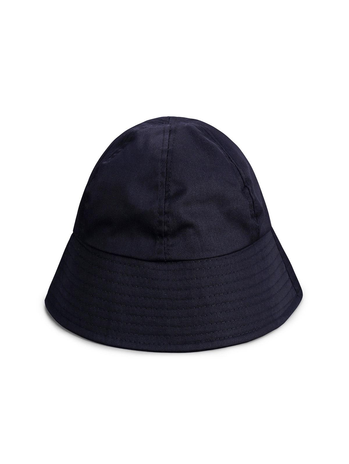 Solid Cotton Sunproof Bucket Hat