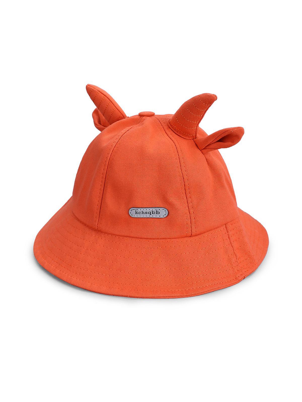 Cute Animal Ear Bucket Hats