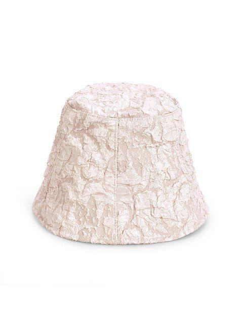 sale Sunproof Thin Bucket Hat - LIGHT PINK  Mobile