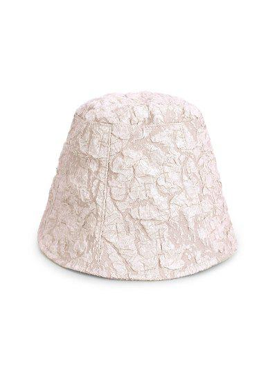 Sunproof Thin Bucket Hat - Light Pink