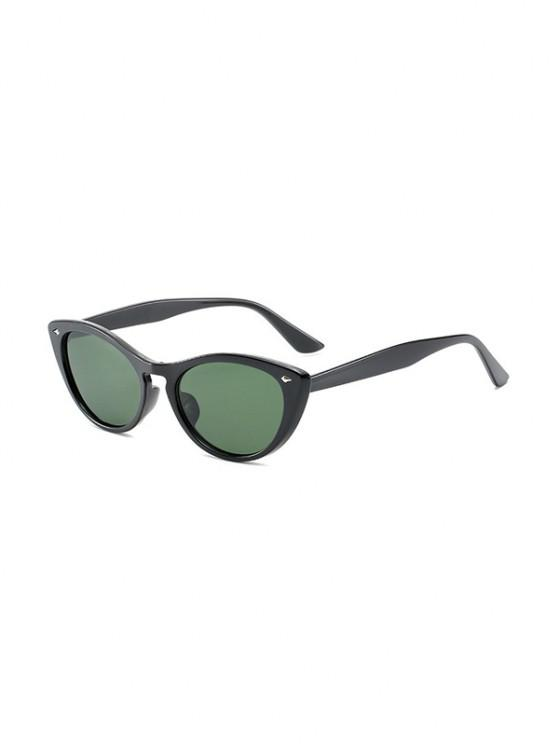 shops Rivet Catty Eye Travel Sunglasses - HAZEL GREEN