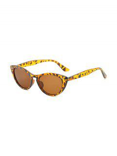 Rivet Catty Eye Travel Sunglasses - Caramel