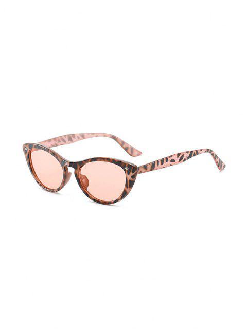 shop Rivet Catty Eye Travel Sunglasses - PINK  Mobile