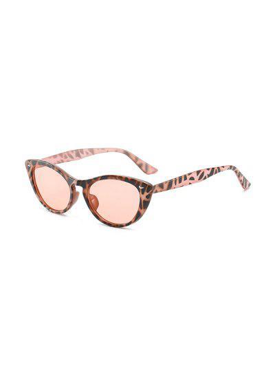 Rivet Catty Eye Travel Sunglasses - Pink