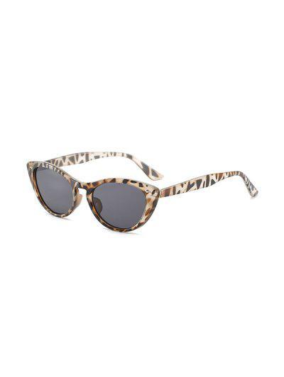 Rivet Catty Eye Travel Sunglasses - Dark Slate Grey
