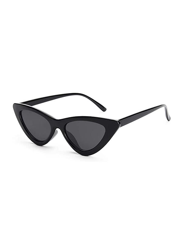 Retro Anti UV Triangle Sunglasses
