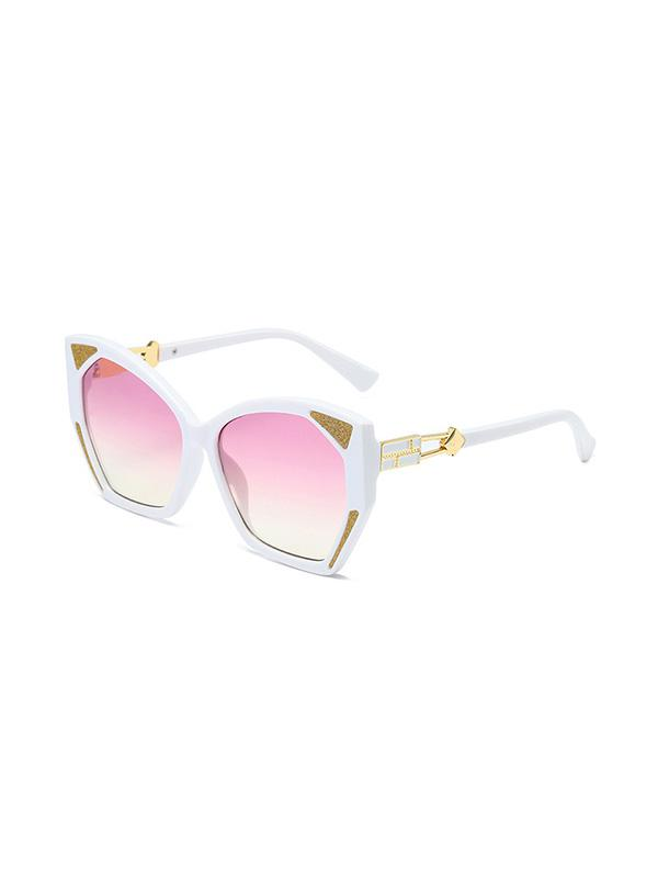 Arrow Shape Anti UV Sunglasses