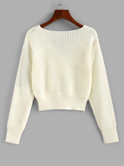 Maglione Corto di ZAFUL - Bianca L Mobile