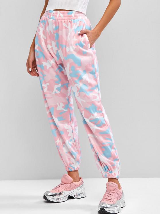 Pantalon de Jogging Camouflage - Multi M
