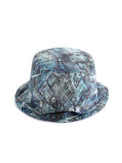 ДжинсоваяШляпа-ведро - Многоцветный-a