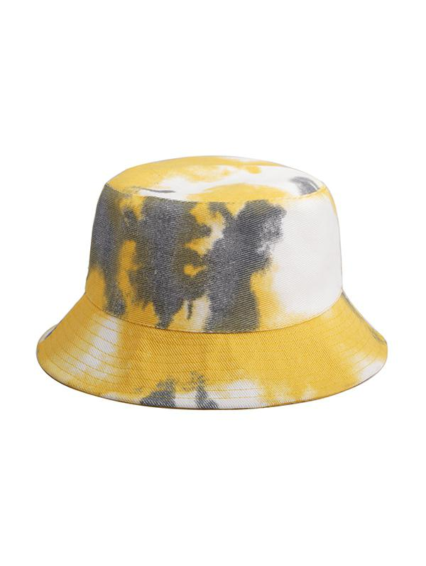 Tie Dye Reversible Bucket Hat