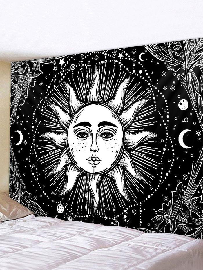 Sun Digital Printing Waterproof Tapestry