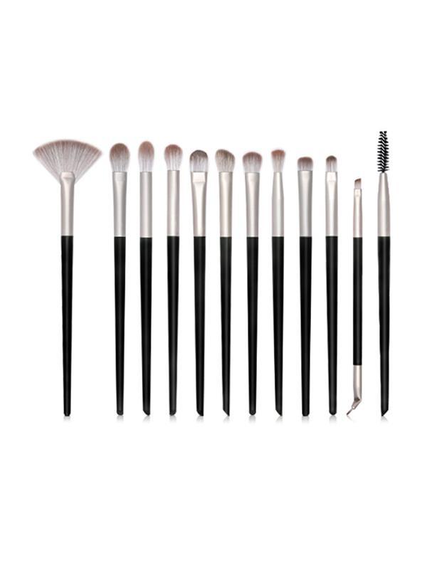 12Pcs Eye Makeup Brushes Set
