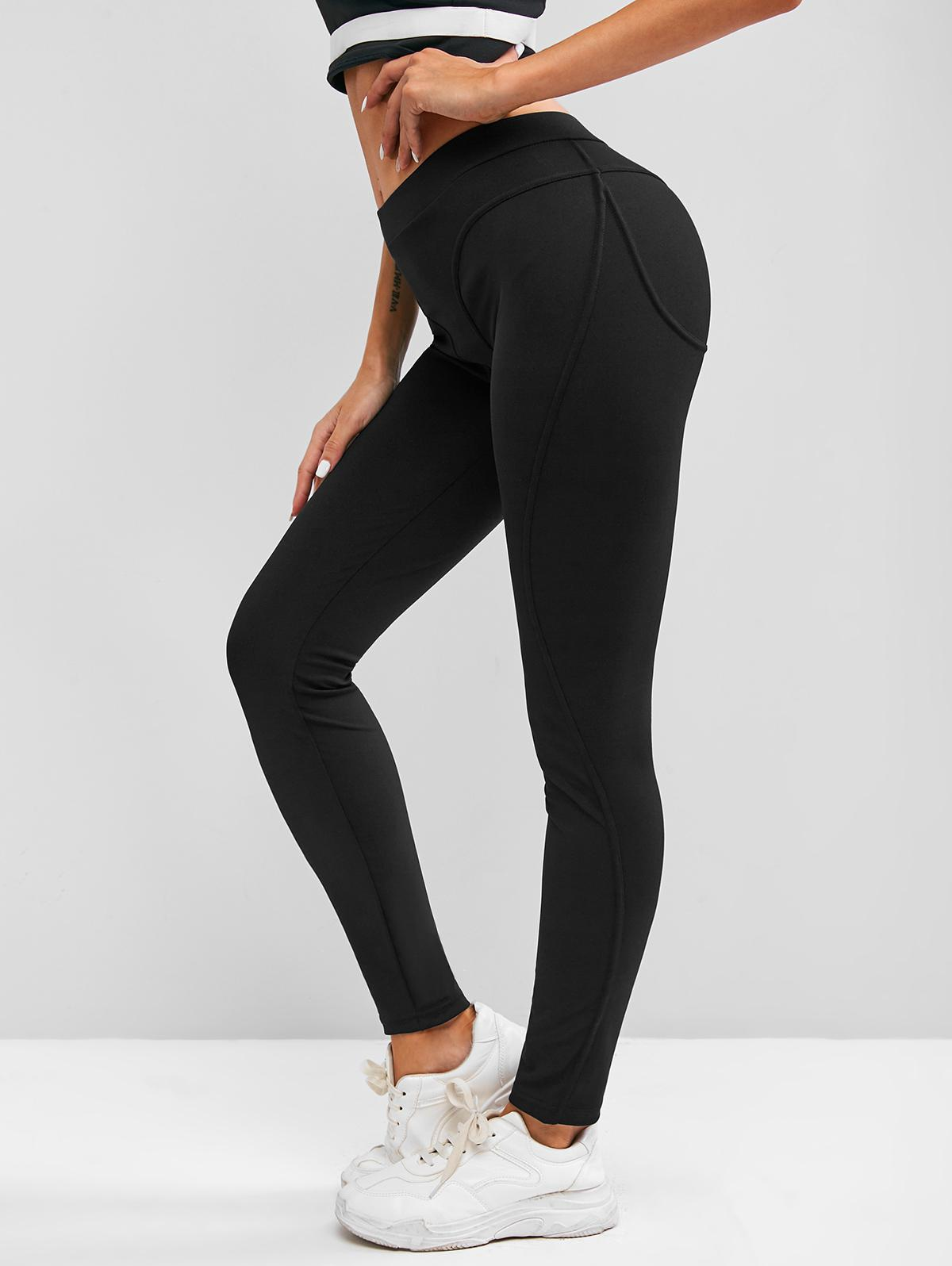 Active Peach Buttock Leggings