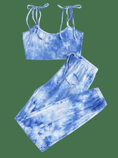 ZAFUL Tie Dye Co Ord Set