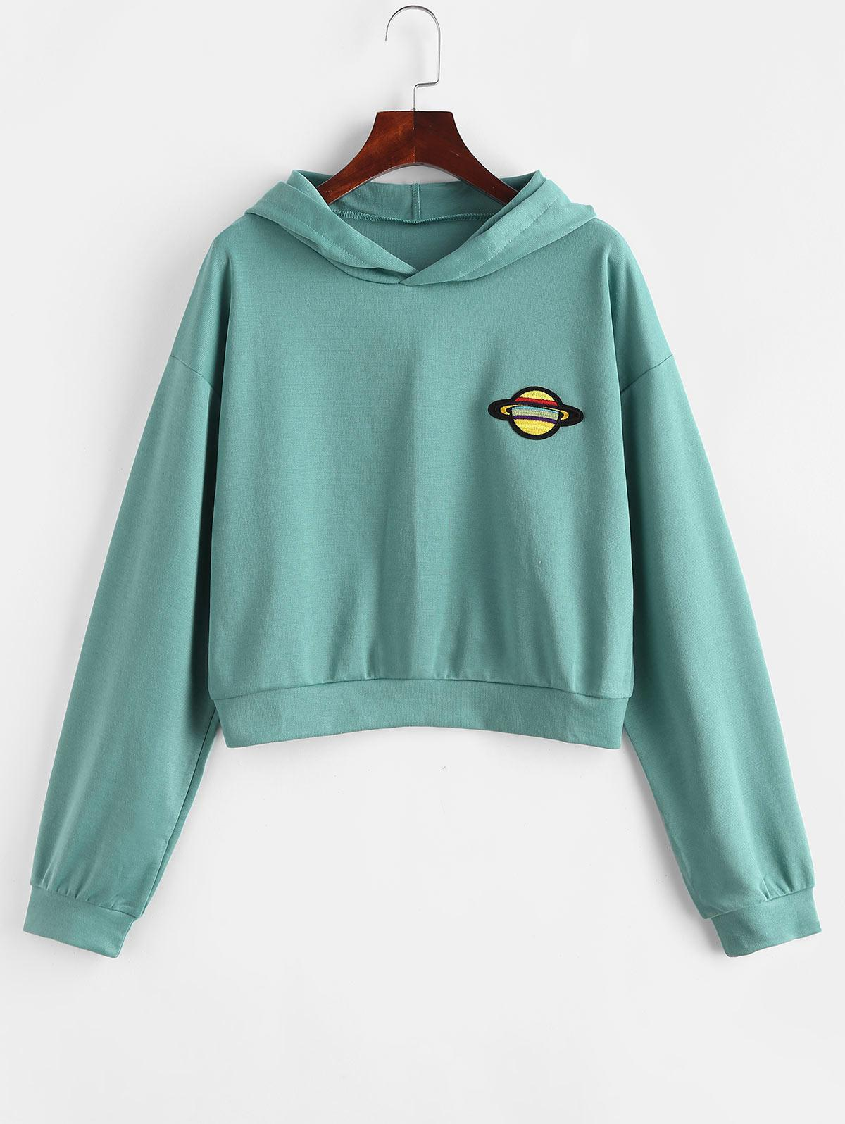 Planet Patch Hoodie
