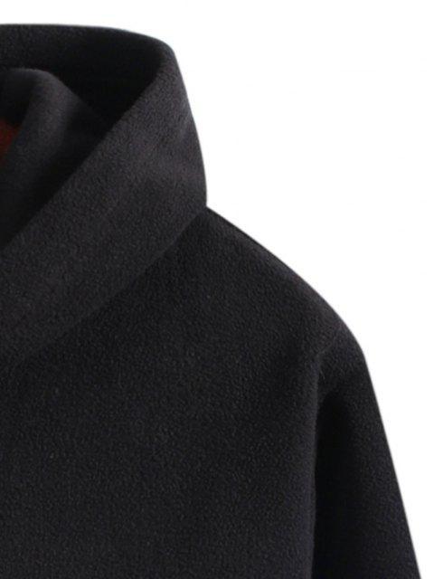 Moletom de Lã com Riscas Casual - Multi-A 3XL Mobile