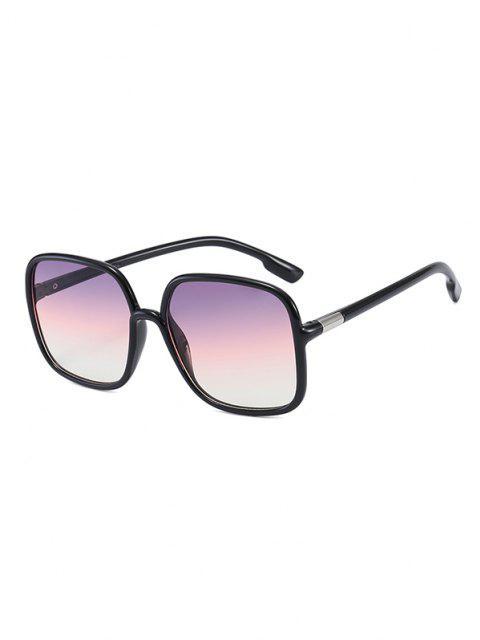 lady Travel Anti UV Square Sunglasses - MULTI-A  Mobile