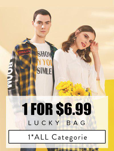 ZAFUL Lucky Bag - 1 Random Item Included - For All Categories - Limited Quantity - Multi S
