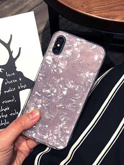 Shell Pattern TransparentPhone Case For IPhone XS - Multi-a Iphone Xs