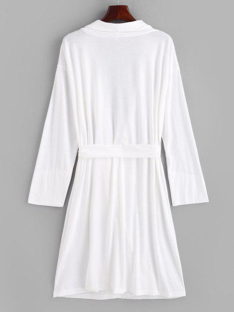 Langline Offener Vorder Tasche Gurt PJ - Weiß L Mobile