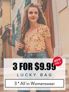 ZAFUL Lucky Bag - 3*All In Womenswear - Limited Quantity - Multi L