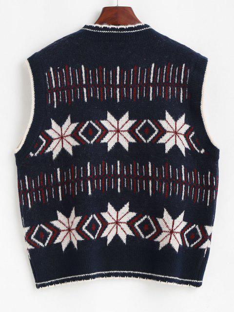 Suéter mangas longas gola cavada - Multi Um Tamanho Mobile