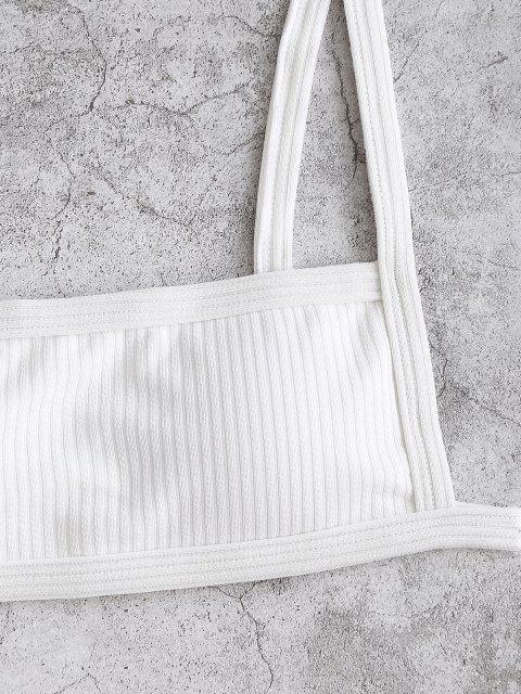 Bikini Top di ZAFUL a Costine - Bianco S Mobile