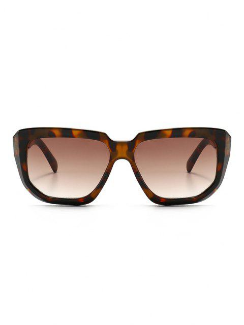 Rivet Oversized Irregular Sunglasses - فهد  Mobile