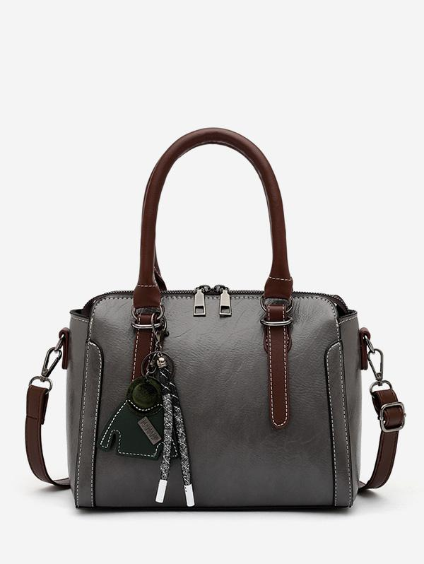 Retro Pendant Rectangle Handbag