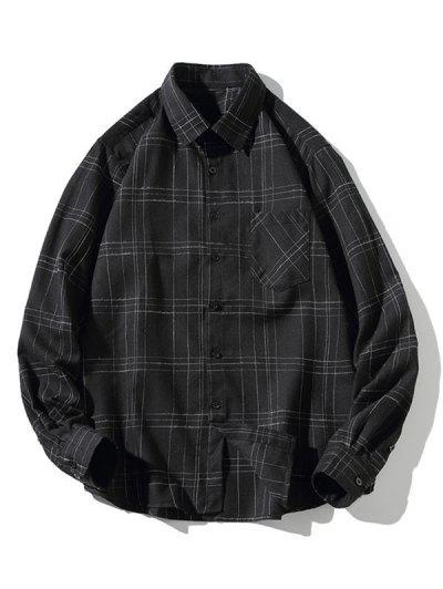 Camisa De Design De Pleide - Preto Xs