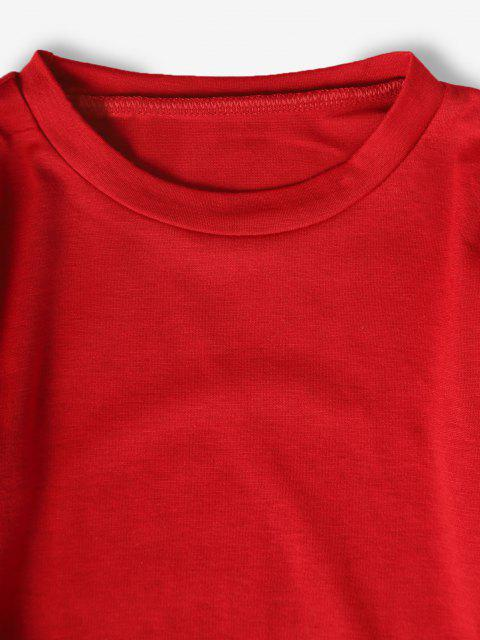 shops Family Christmas Plaid Pajama Set - RED MOM L Mobile