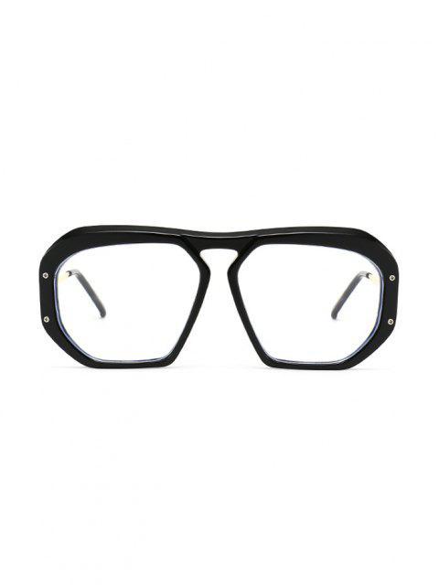 Occhiali da Sole Non Cerchiati Semilunari Anti UV - Bianca  Mobile
