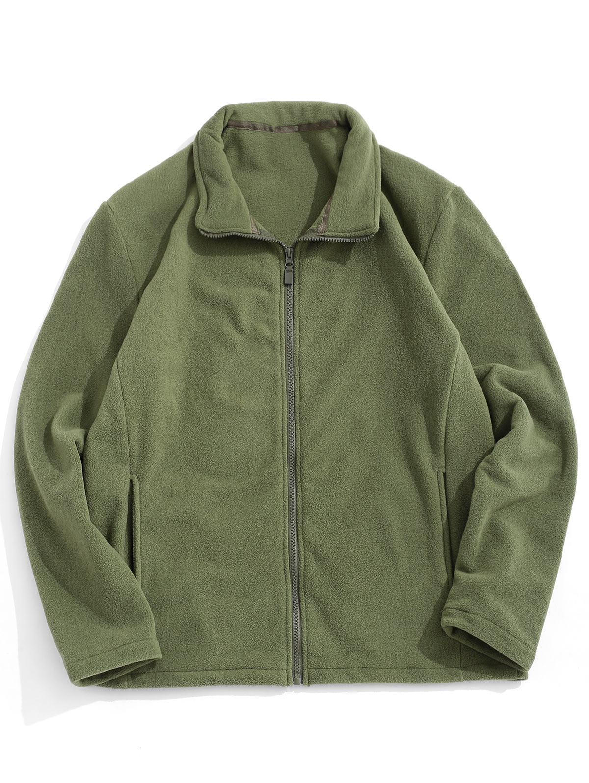 Zaful Polar Fleece Jacket