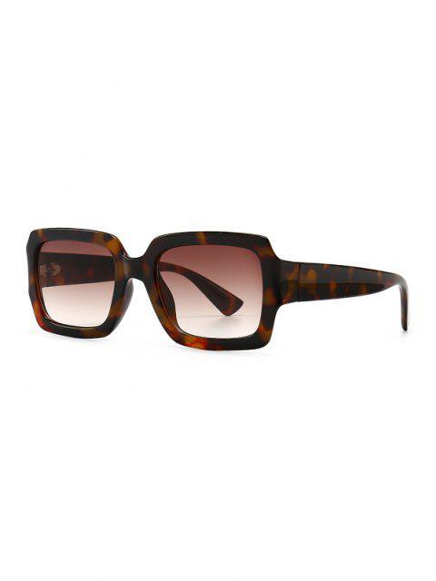 Gafas de Sol Rectangulares Retro - Leopardo  Mobile