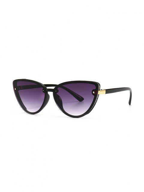 Charm UV Protection Mental Sunglasses - هيليوتروب بيربل  Mobile