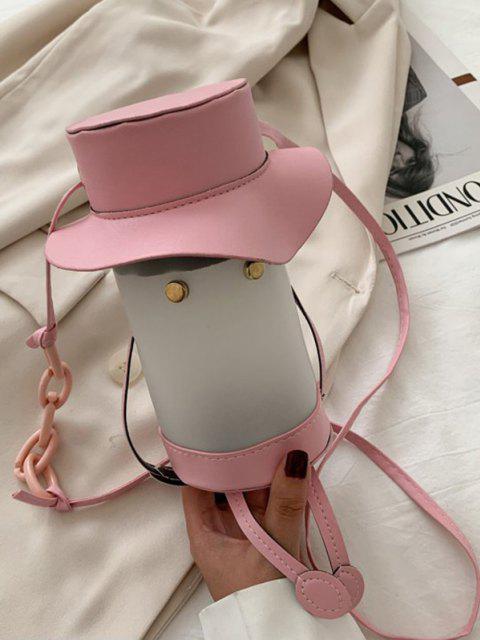 Bolsa Crusada Dibujo Animado - Cerdo Rosa  Mobile