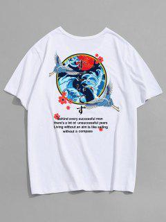 Camiseta - Blanco 2xl