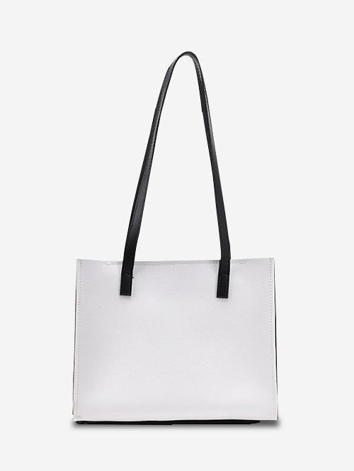 Minimalist Square Shoulder Bag