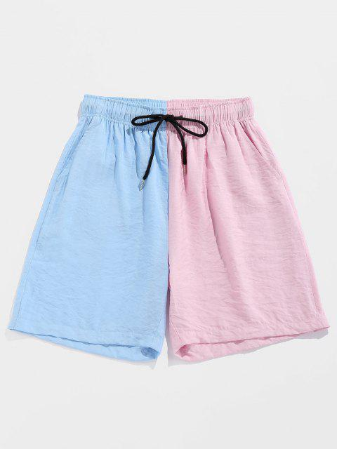 ZAFUL Two Tone Shorts - متعدد M Mobile