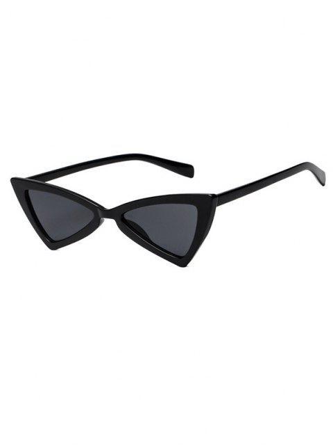 latest Outdoor Eyewear Animal Eye Pattern Sunglasses - BLACK  Mobile