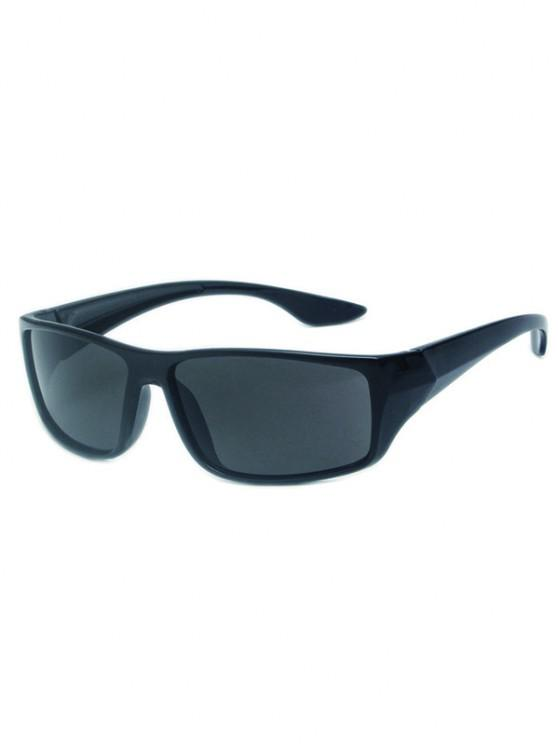 ladies Outdoor Windproof Cycling Sunglasses - BLACK