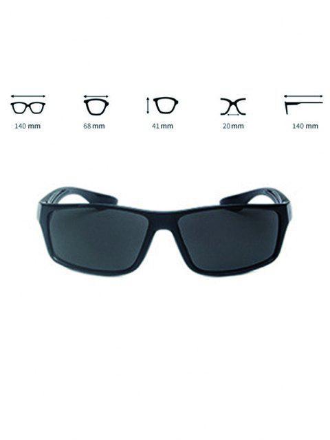 Draussen Radfahren Bewahrung Sonnenbrillen - Schwarz  Mobile